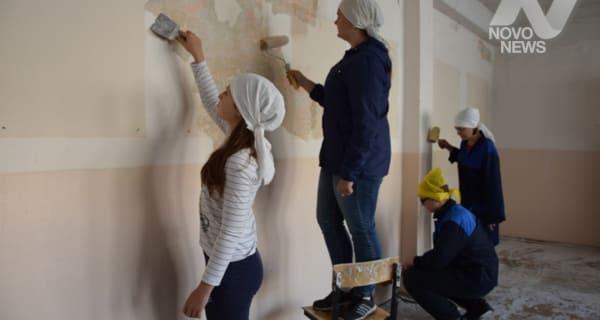 Ремонт в ульяновских школах ведётся под надзором общественности