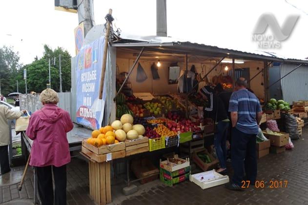 Во всех районах Ульяновска продолжат убирать незаконные киоски