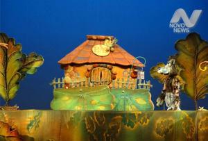 В Ульяновском театре кукол 24 июня