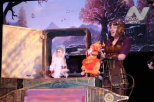 В Ульяновском театре кукол 9 сентября