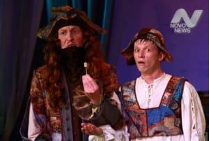 В Театре юного зрителя «NEBOLSHOY ТЕАТР» 23 сентября