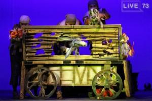 В Ульяновском театре кукол 21 октября