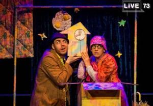В театре-студии «Enfant-terrible» 21 октября