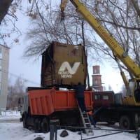 С улиц Ульяновска уберут 18 гаражей и шиномонтаж