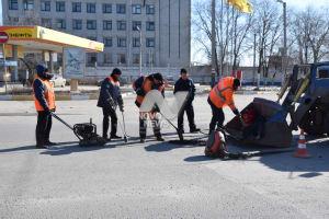 Подрядчики ремонтируют дороги Ульяновска по гарантии