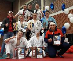 Ульяновские кудоисты завоевали пять медалей на Всероссийском турнире