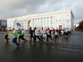 Маршрут открытия бегового сезона в Ульяновске
