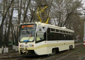 Ульяновские трамваи оснащают мониторами и автоинформаторами