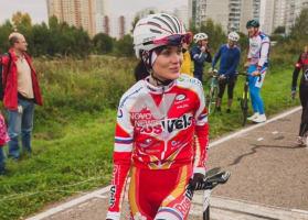 Ульяновская спортсменка вошла в пятёрку лучших велогонщиц на Чемпионате России