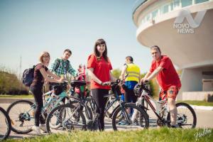 Благотворительный велопробег: в пятый раз
