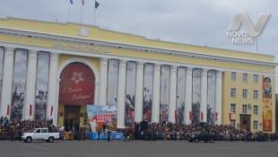 В Ульяновске прошел парад Победы. Фото