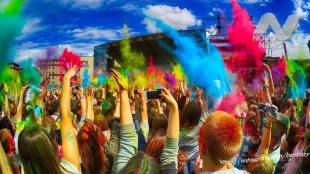 Фестиваль красок пройдет в выходные в Ульяновске