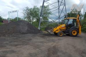 В Ульяновске благоустраивают дачные дороги