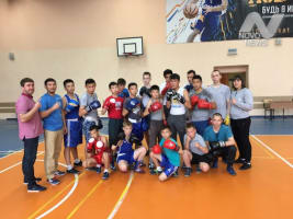 В Ульяновске встретятся сборные команды России и Казахстана по боксу