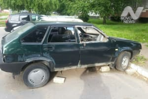 В Ульяновске будут эвакуировать брошенные автомобили