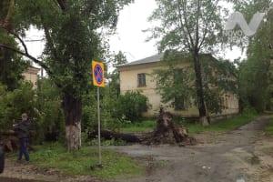 Коммунальные службы Ульяновска ликвидируют протечки кровель и затопление подвалов