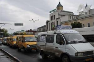 Общественный автотранспорт Ульяновска работает в штатном режиме