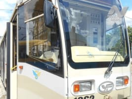 Из-за ремонта путей трамваи в Ульяновске изменят маршруты