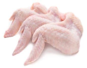 'T Kippenvrouwtje - Kippenvleugels naturel