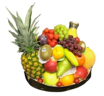 De Vitaminebron - Fruitschaal Superieur