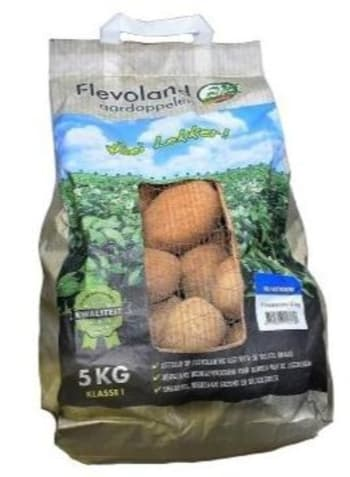 De Vitaminebron - Vastkokende aardappelen Frieslanders