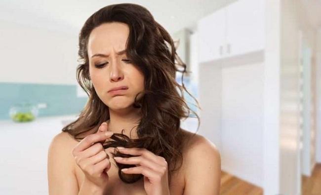 Средства защита волос от солнца и соленой воды