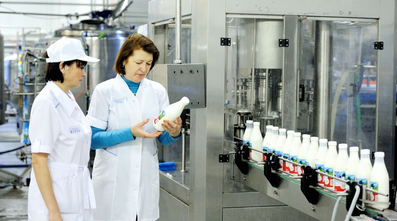 Технолог молочной продукции