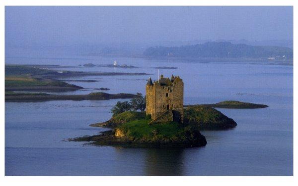 Шотландия горная фото
