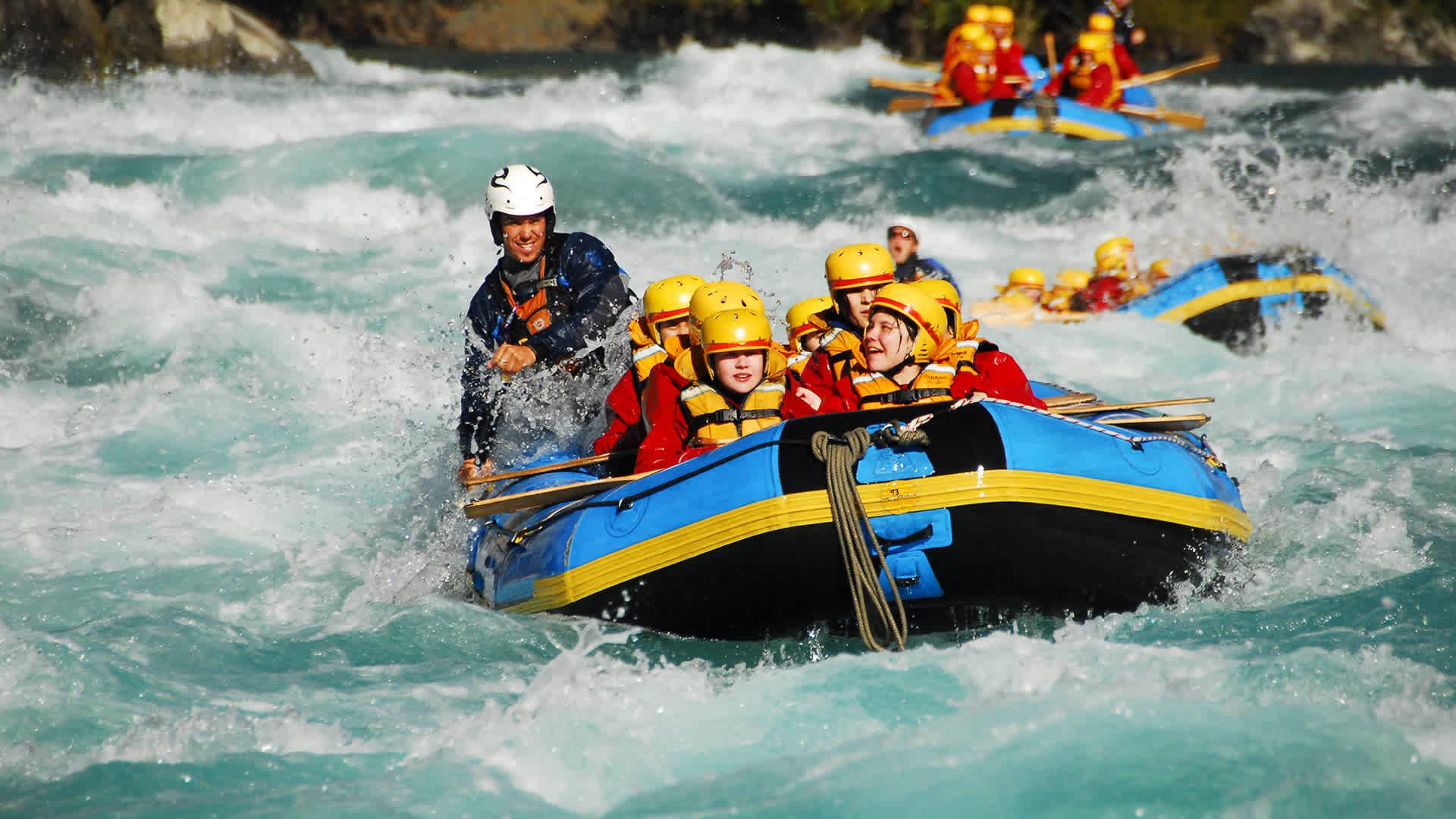 Rafting & Camping Rishikesh