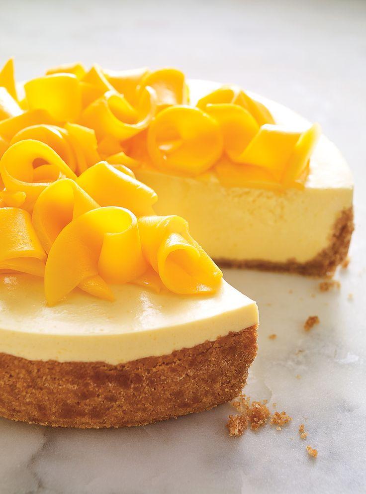 Муссовый торт манго маракуйя рецепт