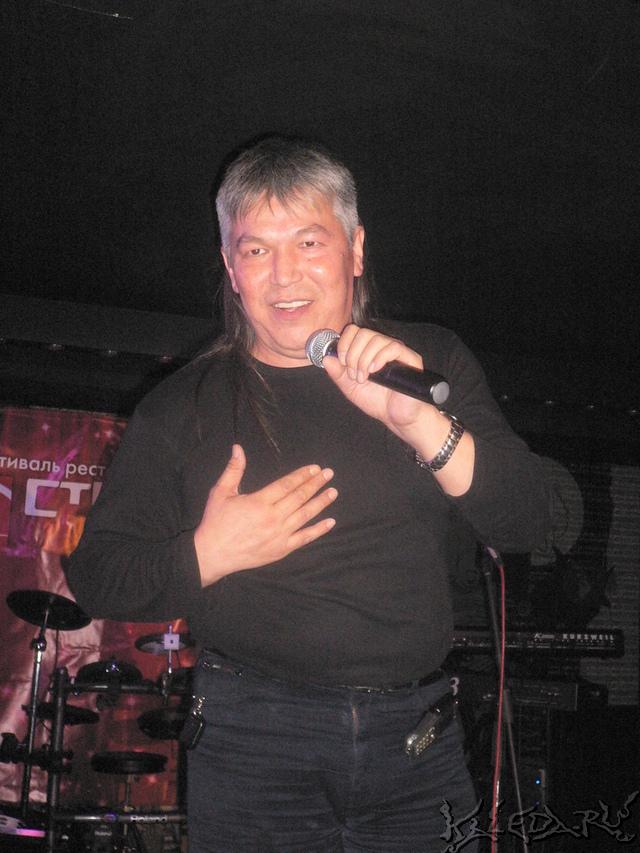 Хоменко владимир певец