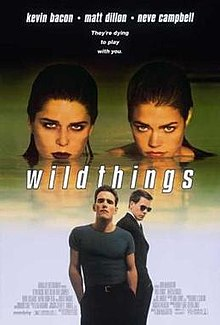Denise richards matt dillon and neve campbell in wild things