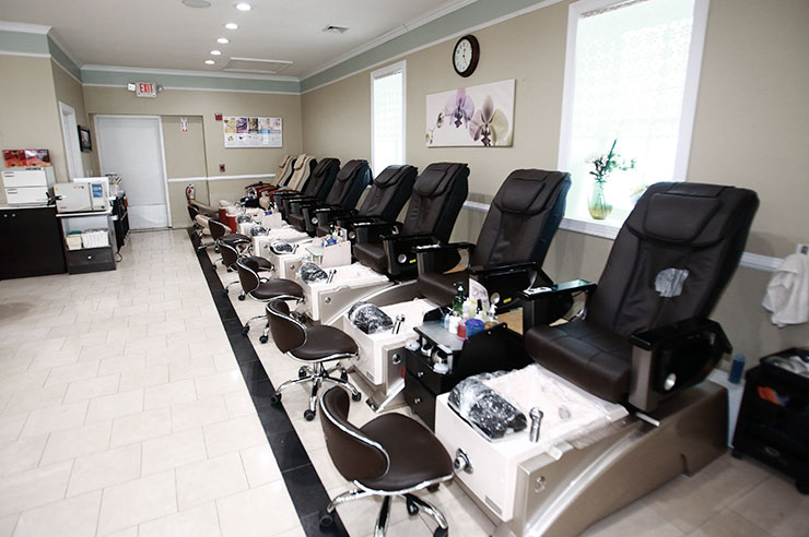 Dolce nails darien