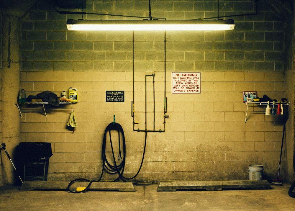 Что сделать в гараже для бизнеса