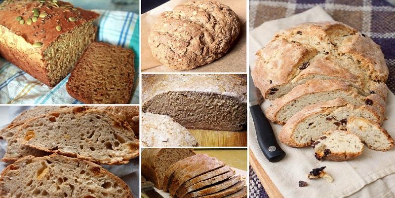 Хлеб на опаре в домашних условиях без дрожжей