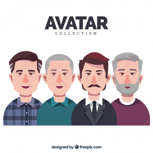 Аватар для взрослых