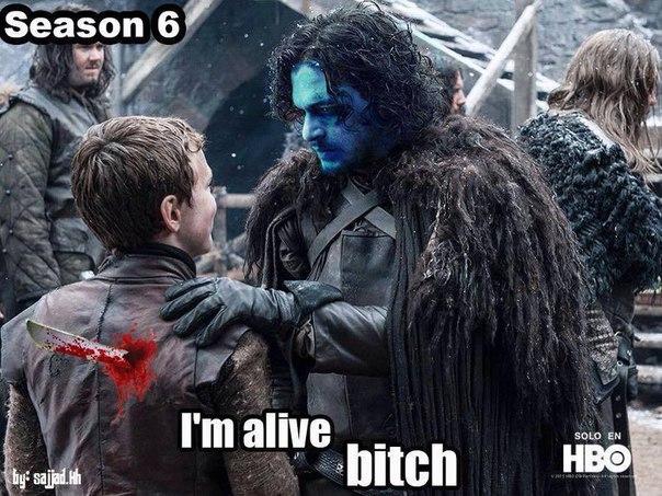 6 сезон игра престолов спойлер