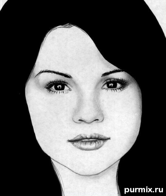 Селена гомес портреты