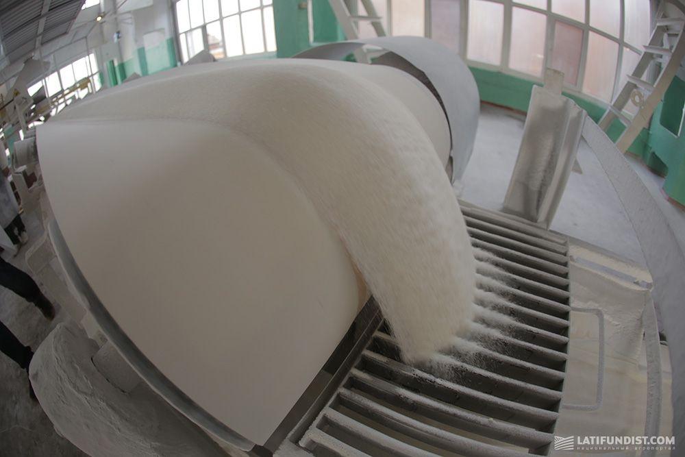 Сахар завод