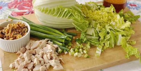 Рецепт салата лебединый пух