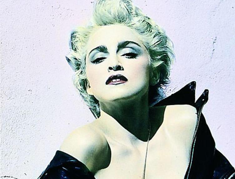 Madonna bilder 80er