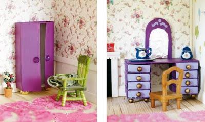 Мебель для кукол своими руками., фото № 6