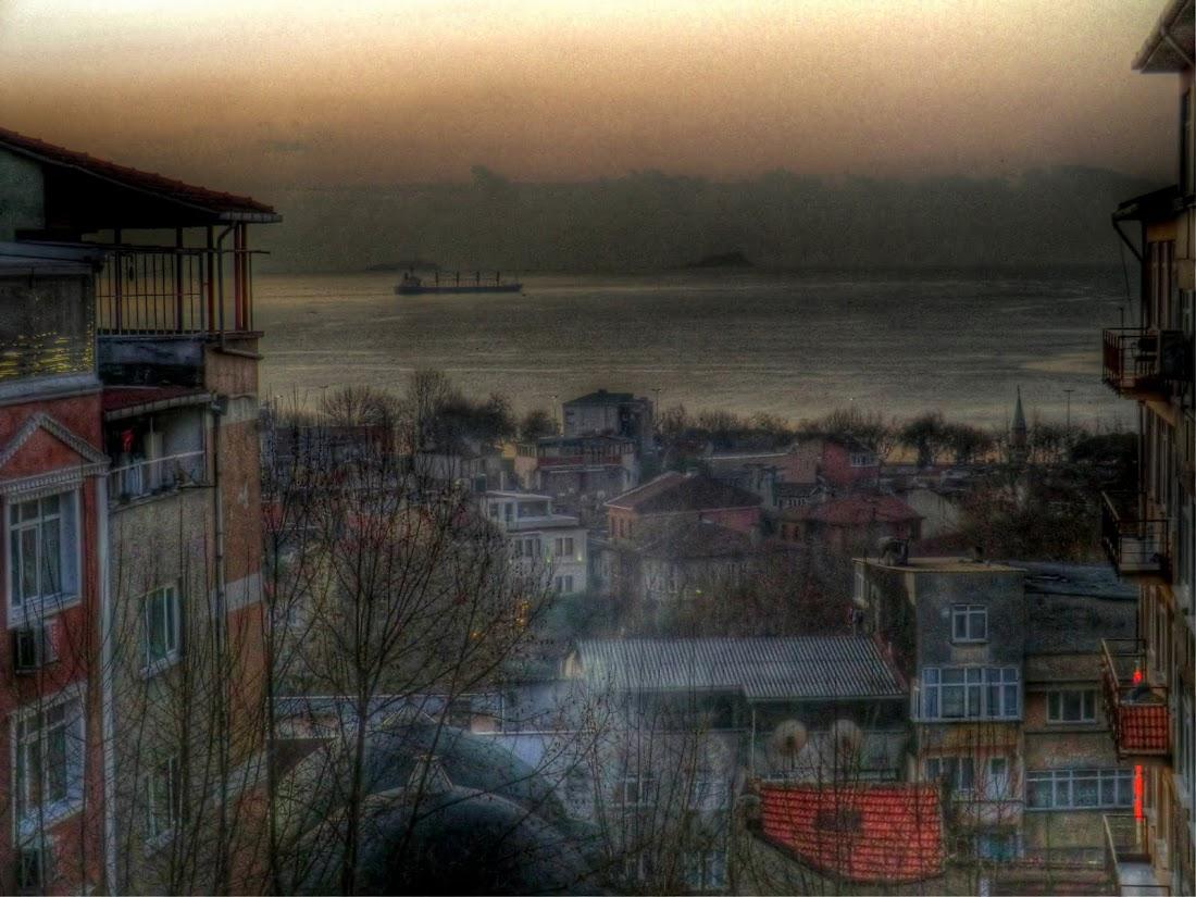 Стамбул фото туристов зимой