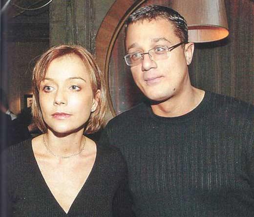 Алексей Макаров и Екатерина Семенова