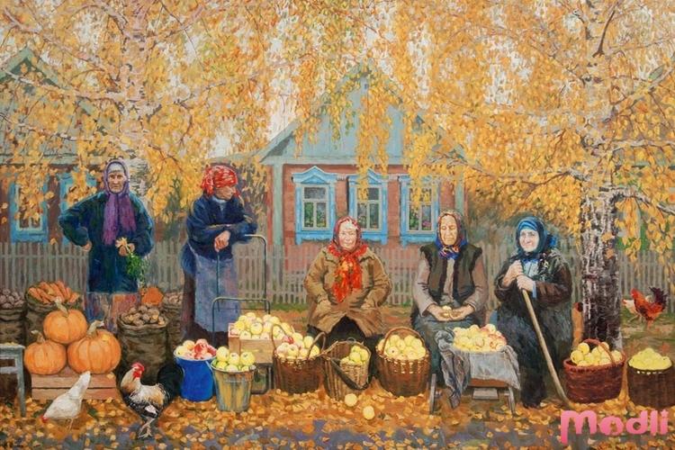 История праздники яблочный спас