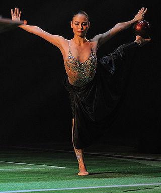 Фото гимнастка ляйсан утяшева