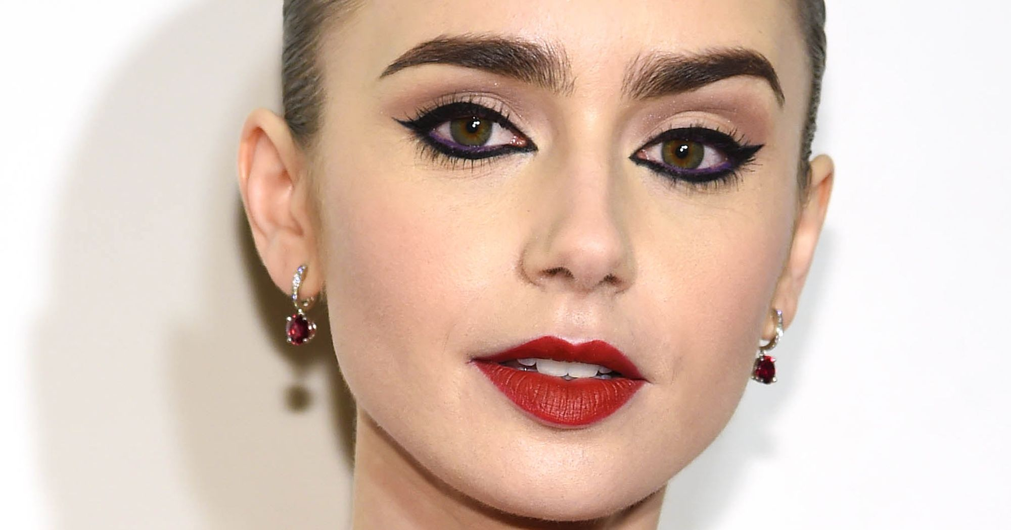 Makeup to look like celebrities