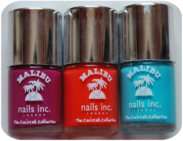 Nails inc cocktail collection