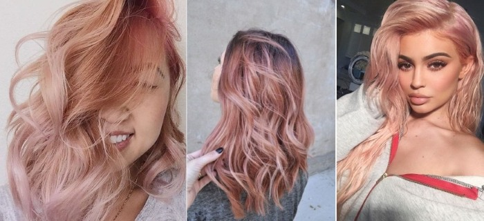 Как покрасить одну прядь волос в домашних условиях