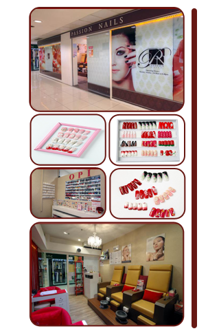 Passion nails far east plaza